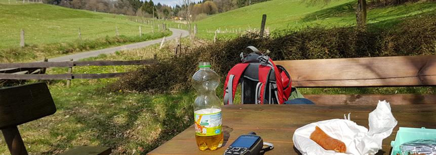 Wanderung im Oberbergischen Land