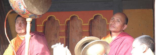 Trommelklänge auf dem Klosterfest