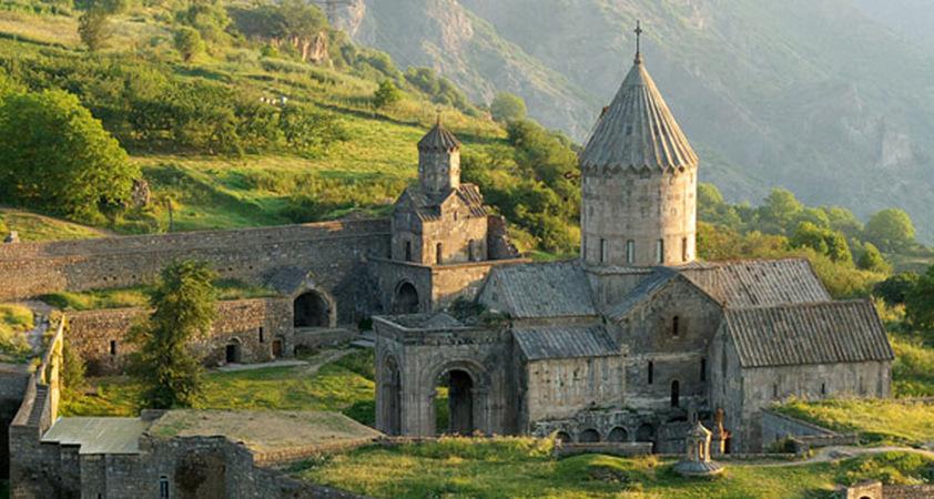 Tatev Kloster in Armenien