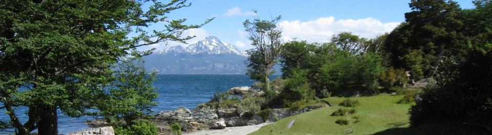 Uns erwarten in Argentinien und Feuerland fantastische Landschaften, wie zum Beispiel der Lago Argentino.