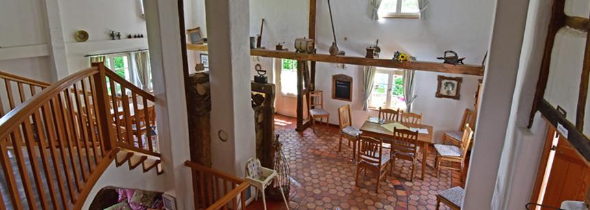 café im alten Haus - Gummeroth