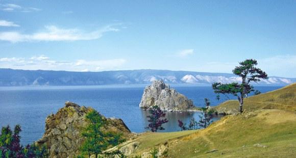 Baikalsee in Russland