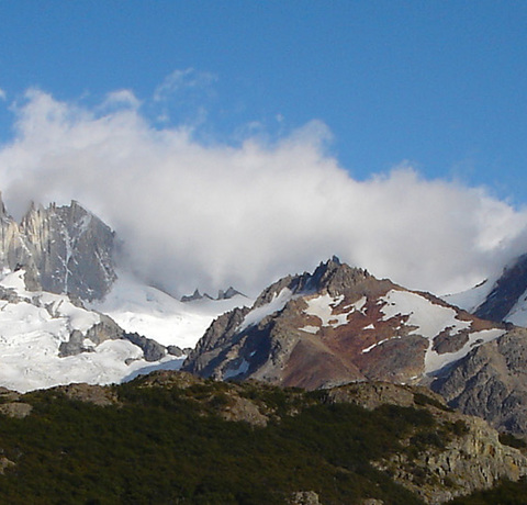 Torres del Peine in Chile