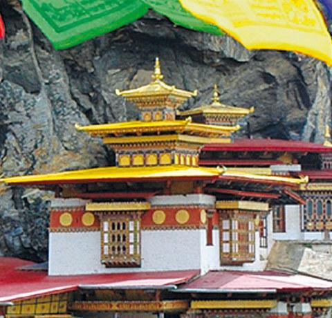 bhutan rundreise