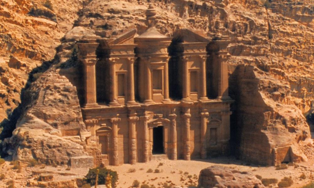 jordanien reisen