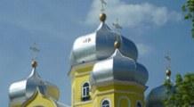 Haus mit Kuppeln in Moldawien