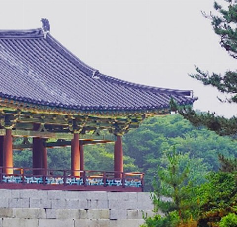 Korea Tempel