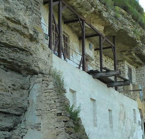 Tipova Kloster in Moldawien